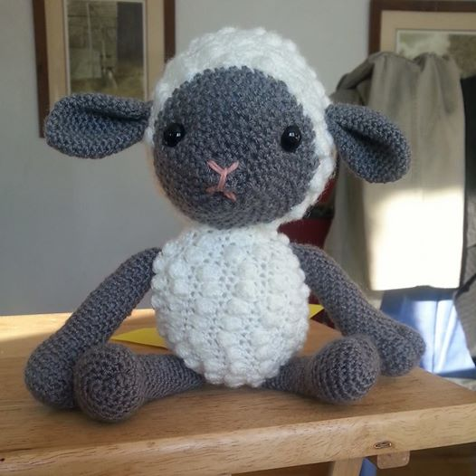 Crochet Sheep Pattern Image Collections Knitting Patterns Free